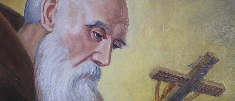 Hl. Bruder Konrad von Parzham